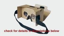 Google Cardboard V2.0 3D Glasses VR Virtual Reality Cardboard Kit 2015 Reviews