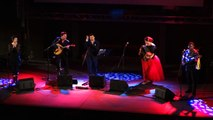 LuasIberica Orkestra -  Tanguillos de Cadiz  ( Festival 7 Sois 7 Luas 2015 )