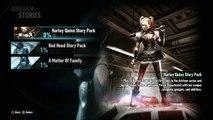 Batgirl A Matter of Family Walkthrough Gameplay Part 1   Joker Batman Arkham Knight DLC