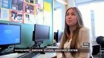 Educación en Suecia: cheques escolares. Un reportaje de Ángel Varela Pena para Euronews