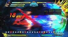 Marvel vs. Capcom 3 Captain America 500K Damage Combo Strategy Video