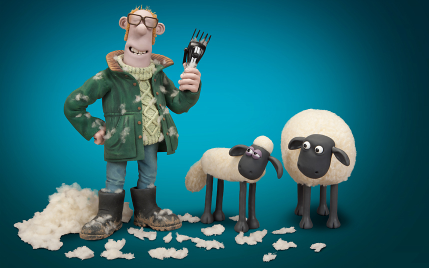 Shaun the Sheep Movie behind the scenes, Shaun the Sheep Movie full movie [2015] in english with subtitles