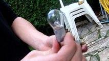 Incroyables Expériences [39] Vélo générateur, 25 watts / 2000 volts (ancienne)