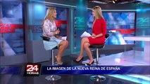 Bloguera de modas Niki Sánchez analiza look de la Reina Letizia