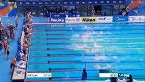 Mondiaux de natation : revivez la course des Français, médaillés de bronze au relais 4x100 m 4 nages