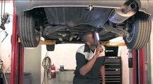 Under Vehicle Inspection - Honda Canada Certified Used Vehicle Program