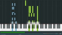 Call of Duty Modern Warfare 2   Opening Titles Hans Zimmer Piano Tutorial Synthesia