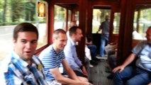 (Très) vieux trams du Musée en balade avenue de Tervuren