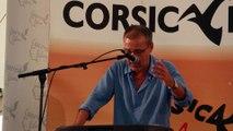 Discours de Jean-Guy TALAMONI - Ghjurnate Internaziunale di Corti 2015