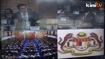 MP BN ditertawa bangkit 'kereta perisai' Lim