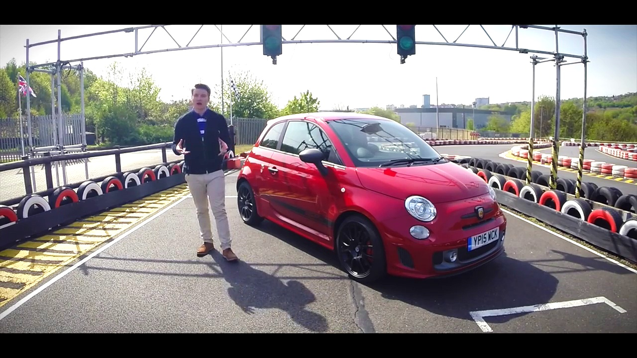 The 500 Abarth review – 2015