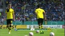 VIDEO Chemnitzer 0 - 2 Borussia Dortmund [DFB Pokal] Highlights