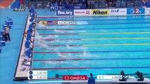 200m libre H (demi-finales) - ChM 2015 natation