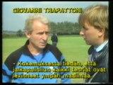Internazionale - TPS UEFA Cup 2.kierros 1987 San Sirolla - Urheiluruutu