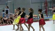 Gala gymnastique rythmique et danse Téléthon 2010 3/3