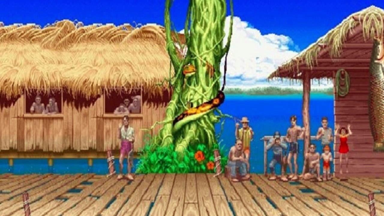 Let's Listen: Street Fighter II - Blanka Stage Theme (Extended)