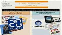 Le rôle de l'innovation dans la stratégie des médias - Matins de l'innovation ISIS -4/11/10 Intro