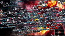 Dark Orbit Battle Fight HD - Ultimate Battle FR - VRU (120 players) vs EIC & MMO