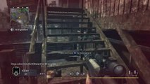CoD WaW TDM - Roundhouse : PTRS w/ Commentary   HD