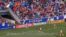 Wright-Phillips Amazing Goal New York Red Bulls 1-0 New York City FC USA MLS 9.8.2015 HD