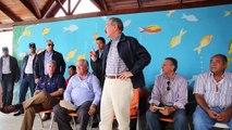 Gobierno auxiliará a pescadores, a mujeres empresarias y hogar de niños con SIDA