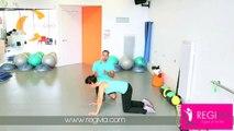 Exercice 2  post accouchement après grossesse Comment rééduquer et muscler le périnée et le ventre