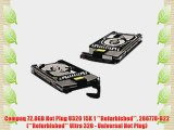 Compaq 72.8GB Hot Plug U320 15K 1 **Refurbished** 286778-B22 (**Refurbished** Ultra 320 - Universal