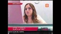 Ethel Pozo, hija de Gisela Valcárcel, anuncia nuevos programas en América Televisión