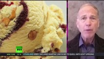 Baskin-Robbins Heir Rejects Ice Cream and Fights Dairy Industry | Interview with John Robbins