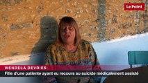Témoignage de Wendela sur le suicide médicalement assisté de sa mère