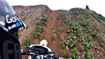 Yamaha WR 125 R / KTM EXC Offroad Enduro Fun