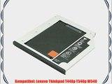 Gotor? HDD Hard Drive Caddy SSD Festplatten Caddy f?r Lenovo Thinkpad T440P T540P W540