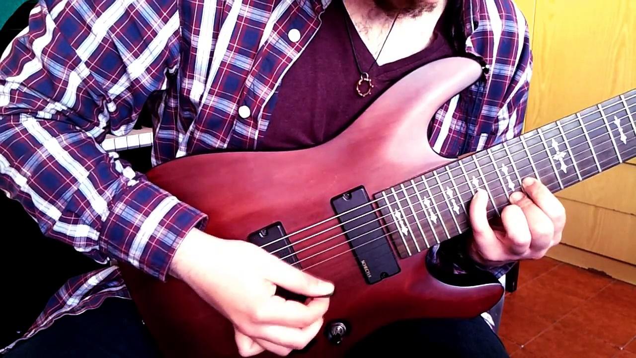 Nero – Satisfy (8-Strings Guitar Cover) HD & HQ Audio