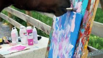 Welcome to Painting Pony // Original Paintings by Chincoteague Ponies