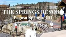 Hot Springs in Colorado - The Springs Resort (Pagosa Springs)