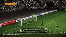 { Gameplay PES 2010 Copa Libertadores | Velez Sarsfield - Colo Colo }