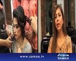 Latest New Fashion, Brides like modern makeup, dress , 10 Aug 2015