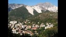 Ripristino virtuale delle Apuane e pulizia dei ravaneti - Cave di Marmo Carrara