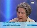 Jurés Tribunal criminel Suzette Sandoz