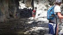 CRETE | Kreta - Wycieczka po wąwozie Samaria | Samaria Quick Trip