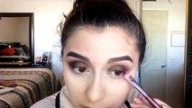 GRWM - Date Night - Intense Smokey Eye (Makeup & Outfit)