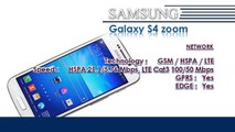 Galaxy S4 Zoom | Samsung Galaxy Mobile Phone Specifications | Brands & Features List