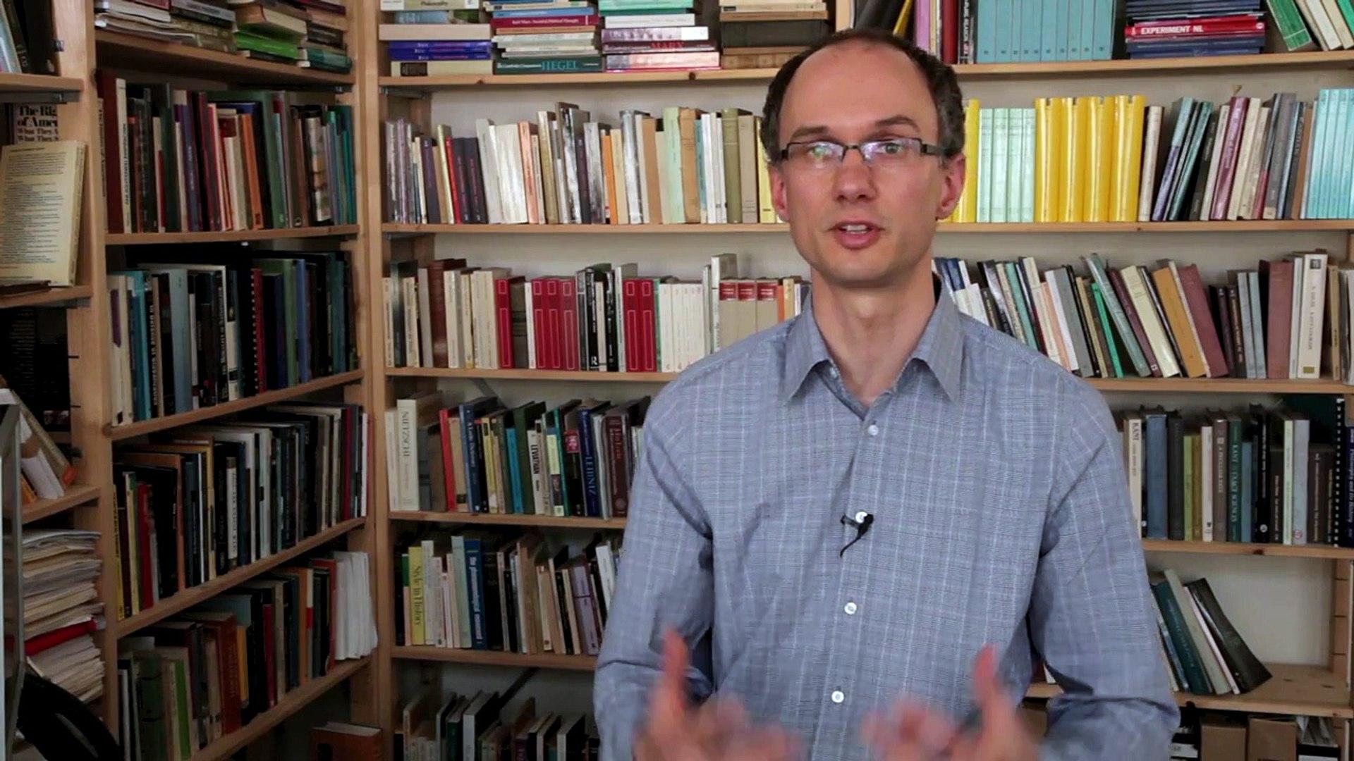 De Categorische Imperatief van Kant - Prof.dr. Boudewijn de Bruin