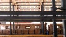Coney Island - W8 - Ocean Parkway - Brighton Beach Q Train Right