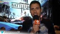 Gamescom 2015 : Star Wars Battlefront nous a mis des étoiles dans les yeux