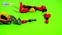 Lego City Iron Man Transformers Toys - Lego Speed build - New Lego Video for Children