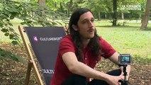 Interview de Forever Pavot @ Rock en Seine 2015