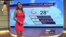 Yanet Garcia : miss météo sexy au Mexique