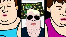 Hans Entertainment - ♫ AMK Song ♫ (mit Beate und Irene) [Cartoon/Animation]