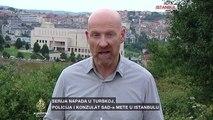 Smith o seriji napada širom Turske